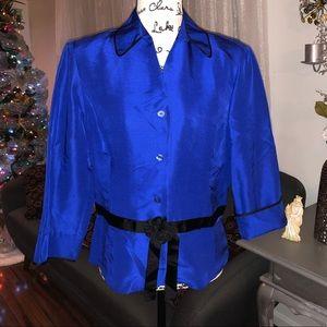 Della moda women's blazer size 12